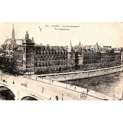 75 - Paris [75] Paris - La Conciergerie.