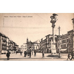 ABAO Italie Padova - Piazza Unita d'Italia. Chiesa S. Clemente.