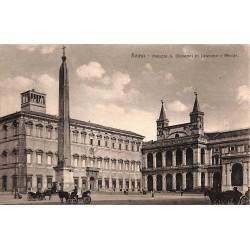 ABAO Italie Roma - Palazzo S. Giovanni in Laterano e Abside.