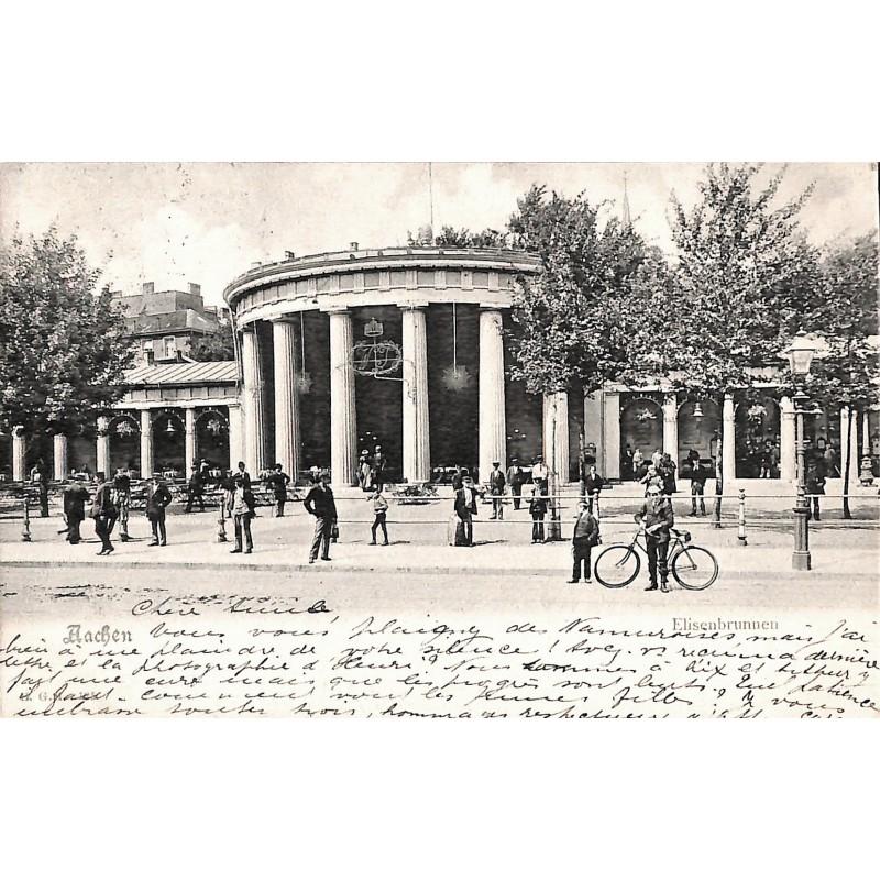 ABAO Allemagne Aachen - Elisenbrunnen.