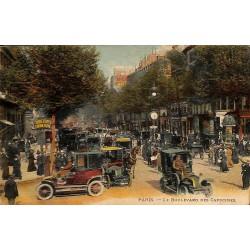 75 - Paris [75] Paris - Le Boulevard des Capucines.
