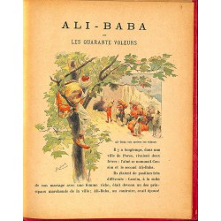 ABAO 1900- ALI-BABA OU LES QUARANTE VOLEURS.