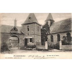 ABAO Namur Anseremme - La cour de la ferme.