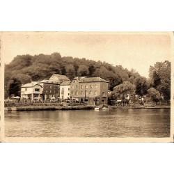 ABAO Namur Anseremme - Vue sur la Meuse et quelques hôtels.