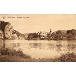 ABAO Namur Anseremme - La Meuse et le Prieuré.