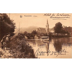 ABAO Namur Anseremme - L'Eglise.