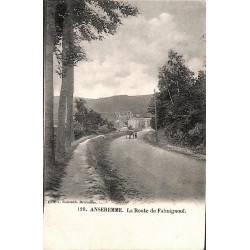 ABAO Namur Anseremme - La Route de Falmignoul.