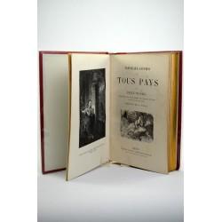 1800-1899 CHASLES, Emile. NOUVEAUX CONTES DE TOUS PAYS.