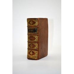 ABAO 1700-1799 LE JOURNAL DES SÇAVANS pour l'année 1701.