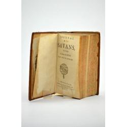 1700-1799 LE JOURNAL DES SÇAVANS pour l'année 1701.