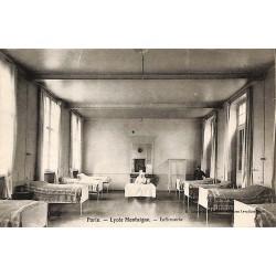 ABAO 75 - Paris [75] Paris - Lycée Montaigne. Infirmerie.
