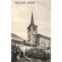 Luxembourg Mondorf-les-Bains - L'église paroissiale.