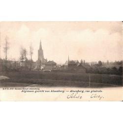 Brabant flamand Beersel - Alsemberg. vue générale.