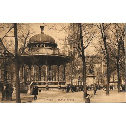 ABAO Anvers Anvers - Place Verte.