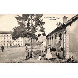 88 - Vosges [88] Gerardmer - La Cantine.