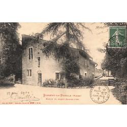 ABAO 88 - Vosges [88] Domrémy-la-Pucelle - Maison où naquit Jeanne d'Arc.