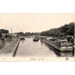 88 - Vosges [88] Epinal - Le Port.