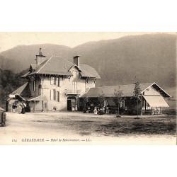 88 - Vosges [88] Gerardmer - Hôtel de Retournemer.