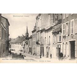 88 - Vosges [88] Neufchâteau - Rue de l'Hôpital.