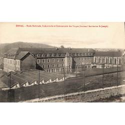 88 - Vosges [88] Epinal - Ecole Nationale, Industrielle et Commerciale des Vosges.