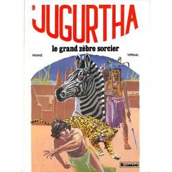 Bandes dessinées Jugurtha 09