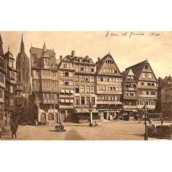 ABAO Allemagne Frankfurt - Römerberg.