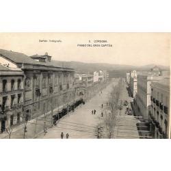 Espagne Cordoba - Paseo del gran Capitan.