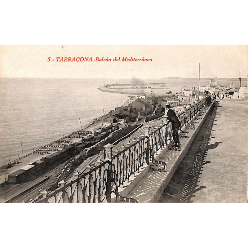 ABAO Espagne Tarragona - Balcon del Mediterraneo.