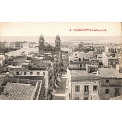 Espagne Tarragona - Vista parcial.