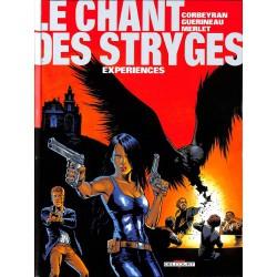 Bandes dessinées Le Chant des Stryges 04