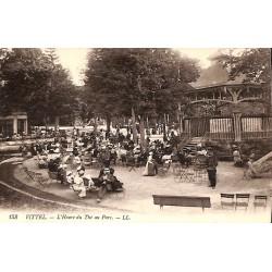 ABAO 88 - Vosges [88] Vittel - L'heure du thé au Parc.