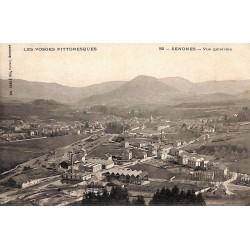 ABAO 88 - Vosges [88] Senones - Vue générale.