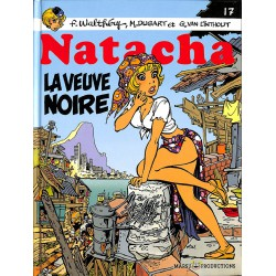 ABAO Bandes dessinées Natacha 17