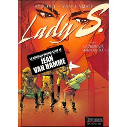 ABAO Bandes dessinées Lady S. 01