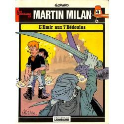 ABAO Bandes dessinées Martin Milan (2ème série) 04