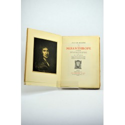 1900- MOLIERE. LE MISANTHROPE.