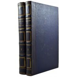 ABAO 1800-1899 COSTUME DU MOYEN AGE. 2 tomes.