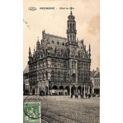 ABAO Flandre orientale Oudenaarde Audenaerde - Hôtel de Ville.