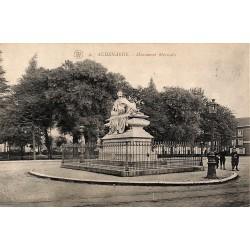 Flandre occidentale Oudenaarde Audenaerde - Monument mexicain.