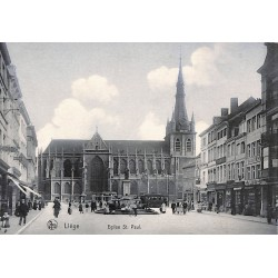 ABAO Liège Liège - Eglise St. Paul.