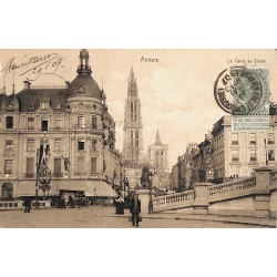 ABAO Anvers Anvers - Le Canal au Sucre.