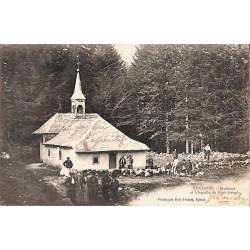 ABAO 88 - Vosges [88] Ventron - Ermitage et Chapelle du frère Joseph.