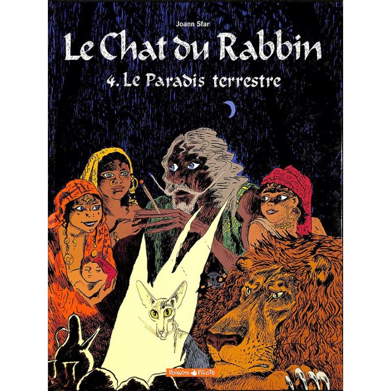ABAO Bandes dessinées Le Chat du Rabbin 04