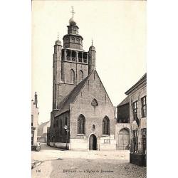 ABAO Flandre occidentale Bruges - L'Eglise de Jérusalem.
