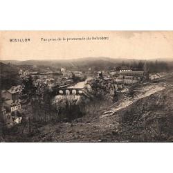 ABAO Luxembourg Bouillon - Vue prise de la promenade du Belvédère.