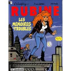 Bandes dessinées Rubine 01