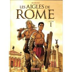 ABAO Bandes dessinées Les Aigles de Rome 01