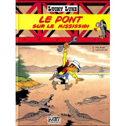 Bandes dessinées Lucky Luke 63