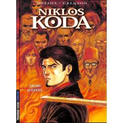 ABAO Bandes dessinées Niklos Koda 10