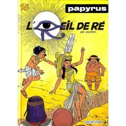 Bandes dessinées Papyrus 18